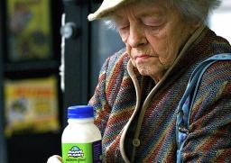 โรคเบื่ออาหารกับผู้สูงอายุ