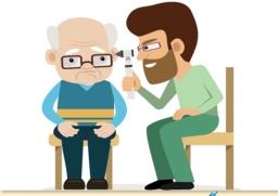 การแก้ปัญหาเรื่องการได้ยินให้กับผู้สูงอายุ