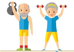คำแนะนำในการออกกำลังกายสำหรับผู้สูงอายุ