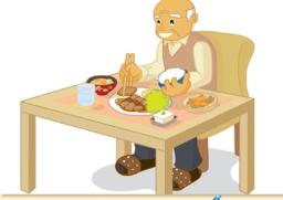 จัดอาหารให้ผู้สูงอายุอย่างไรดี