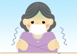 5 โรคภัย ในหน้าหนาวสำหรับผู้สูงอายุ